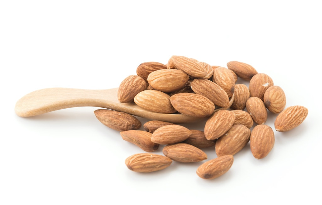 Almonds can cure erectile dysfunction.